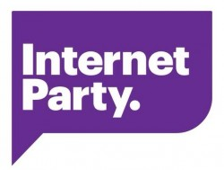 Logo der neuseeländischen Internet Party (Bild: Internet Party)