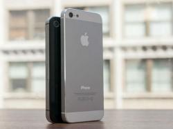 Größenvergleich: iPhone 4S und iPhone 5 (Bild: CNET)