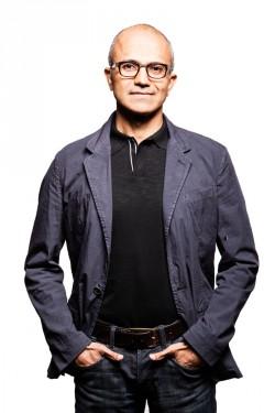 Satya Nadella (Bild: Microsoft)