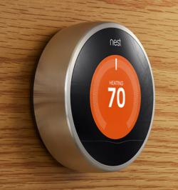 Thermostat von Nest (Bild: Nest Labs)