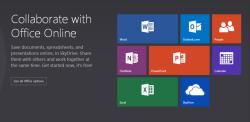 Die Office Web Apps könnten künftig Office Online heißen (Bild: ZDNet.com)