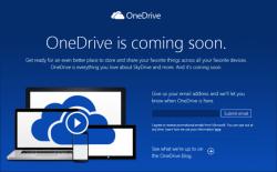 OneDrive ersetzt SkyDrive