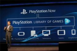 Playstation Now unterstützt laut Andrew House neben Konsolen auch Fernseher, Tablets und Smartphones (Bild: James Martin/CNET).