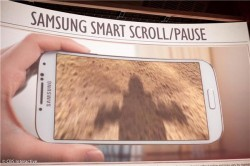 Samsung Galaxy S4 mit Smart Scroll (Bild: News.com)