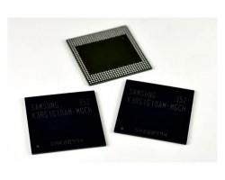 LPDDR4-Chips (Bild: Samsung)
