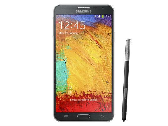 Das Galaxy Note 3 Neo bietet weitestgehend die gleiche Ausstattung wie das Note 2 (Bild: Samsung).