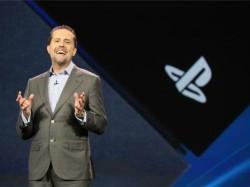 Andrew House gab auf der CES die jüngsten Verkaufszahlen der PS4 bekannt (Bild: James Martin/CNET).