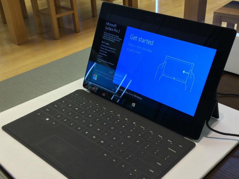 Microsoft senkt Preis des Surface Pro 2
