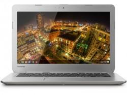 Das Toshiba-Chromebook CB30-102 ist mit 13,3 Zoll größer als die meisten Konkurrenten (Bild: Toshiba).