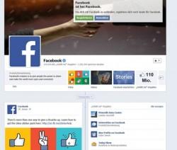 """Loyale Fans: Die Facebook-Seite hat inzwischen fast 111 Millionen """"Gefällt mir"""" eingesammelt."""