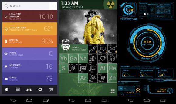 Bild zu «Apple beanstandet Android-App»