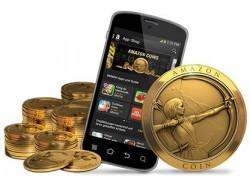 Amazon Coins gibt es jetzt auch für Android-Geräte (Bild: Amazon).