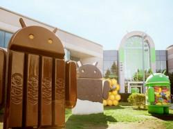Android 4.4 KitKat (Bild: Google)