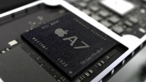 Gerüchten zufolge fertigt TSMC den Nachfolger von Apples 64-Bit-Prozessor A7 (Bild: Apple).