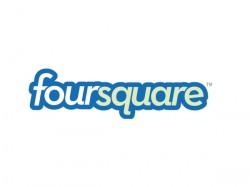 Logo von Foursquare