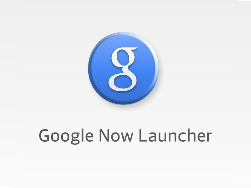 Mehr Einstellungsoptionen für den Google Now Launcher