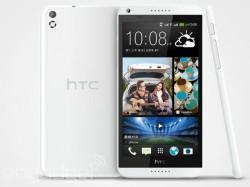 """Das """"New Desire 8"""" kommt offensichtlich wie das HTC One 2 mit On-Screen-Tasten (Bild <a href=""""http://www.engadget.com/2014/02/12/htc-new-desire-8-series-leak-china/"""" target=""""_blank"""">via Engadget</a>)"""