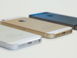 iPhone 5S (Bild: Josh Lowensohn/CNET)