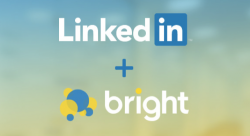 LinkedIn kauft Bright (Bild: Bright)