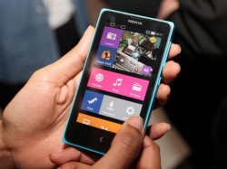 Mix Radio auf Nokia-Smartphone