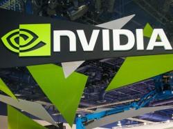 Nvidia-Schild auf der CES 2014 (Bild: James Martin/CNET)
