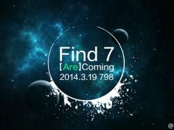 Das Oppo Find 7 erscheint offenbar in mehreren Ausführungen (Bild: Oppo)