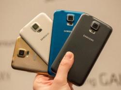 Samsung Galaxy S5 (Bild: News.com)
