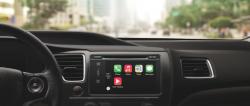 Apple CarPlay im Toyota (Bild: Toyota)