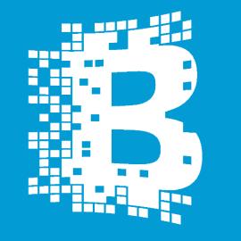 Logo von Blockchain