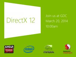 Teaser-Webseite für DirectX 12 (Screenshot: ZDNet.de)