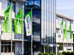 Freenets Hauptsitz im schleswig-holsteinischen Büdelsdorf (Bild: Freenet)