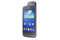 Ultraschall-Hülle fürs Galaxy Core Advance (Bild: Samsung)