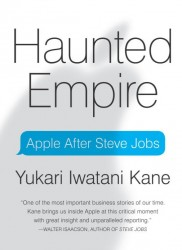 "Cover des Apple-Buchs ""Haunted Empire"" (Screenshot: ZDNet bei Amazon)"