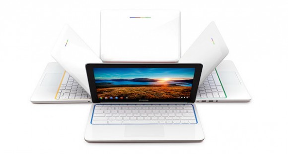 HP Chromebook 11 (Bild: Hewlett-Packard)