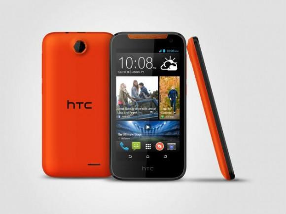 Das Desire 310 soll Mitte April für 159 Euro in den Handel kommen (Bild: HTC).
