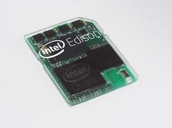 PC im SD-Card-Format: Edison (Bild: Intel)
