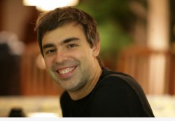 Google-CEO Larry Page (Bild: Google)