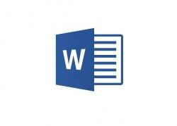 Logo von Microsoft Word