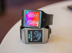 Samsung arbeitet angeblich an einer Gear-Smartwatch mit integriertem Mobilfunkmodul (Bild: CNET).
