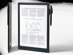 Sonys Digital Paper erscheint im Mai für 1100 Dollar (Bild: Sony)