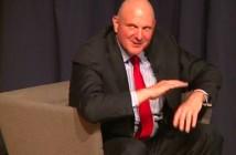 Steve Ballmer: Die wenigsten Firmen denken langfristig