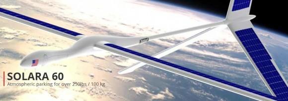Solara 60 (Bild: Titan Aerospace)