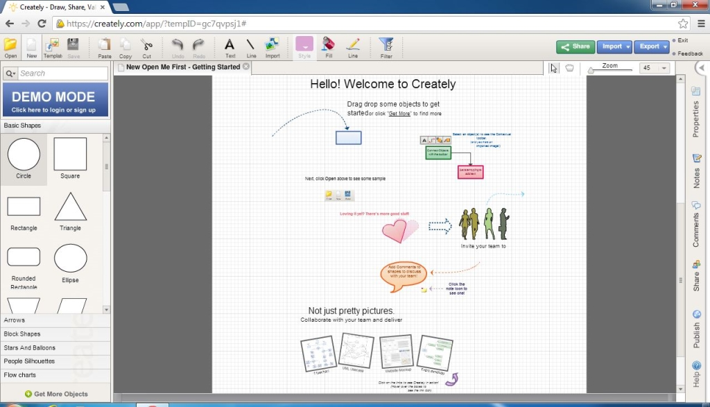 Fünf kostenlose Browser-Tools zur schnellen Diagrammerstellung ...