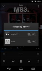 DoubleTwist Airplay für Android (Screenshot: via Google Play)