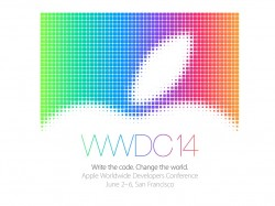 Apples World Wide Developers Conference findet vom 2. bis zum 6. Juni statt
