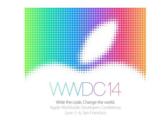 Apples World Wide Developers Conference findet vom 2. bis zum 6. Juni statt