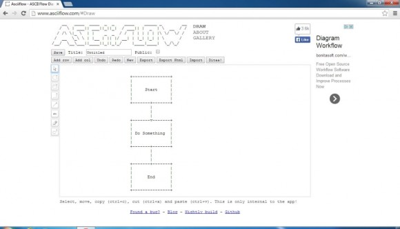 ASCII Flow