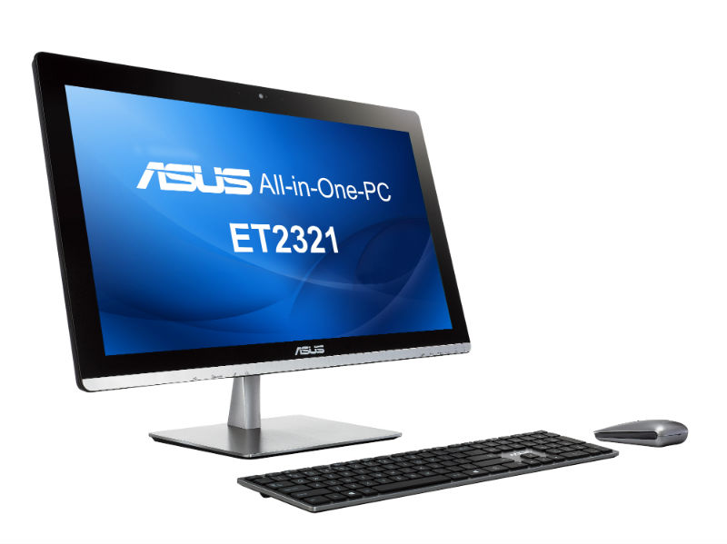 Asus bringt All-in-One-PC mit 23-Zoll-Full-HD-Display und Haswell-CPU