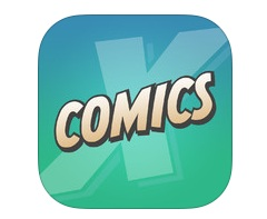 Comixology App Icon