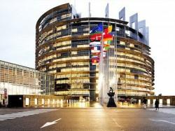 Das EU-Parlament in Straßburg (Bild: EU)
